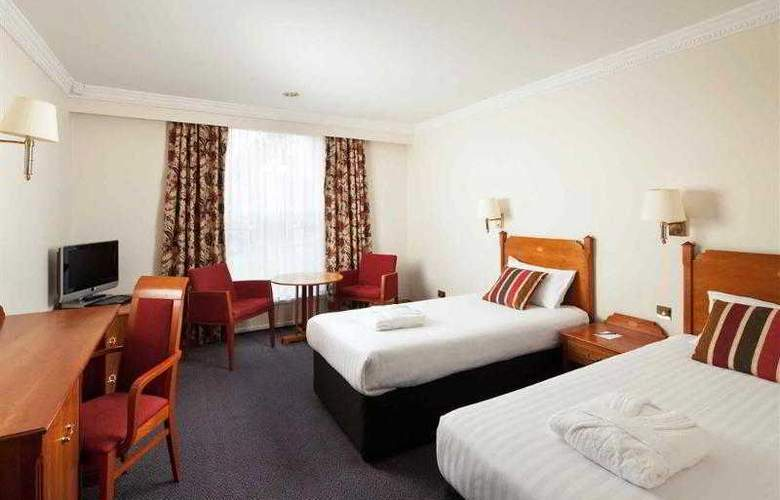 Mercure York Fairfield Manor - Hotel - 24