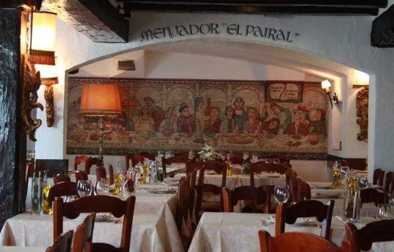 Mas Gallau - Restaurant - 3