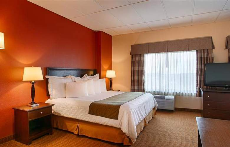 Best Western Hotel & Conference Cnt - Room - 53