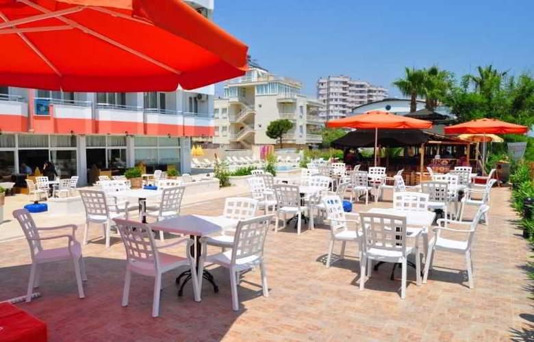 Antalya Palace - Terrace - 10