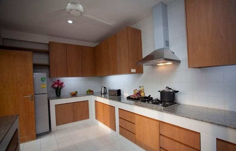 Manathai Villas Sylvia Pattaya - Room - 7