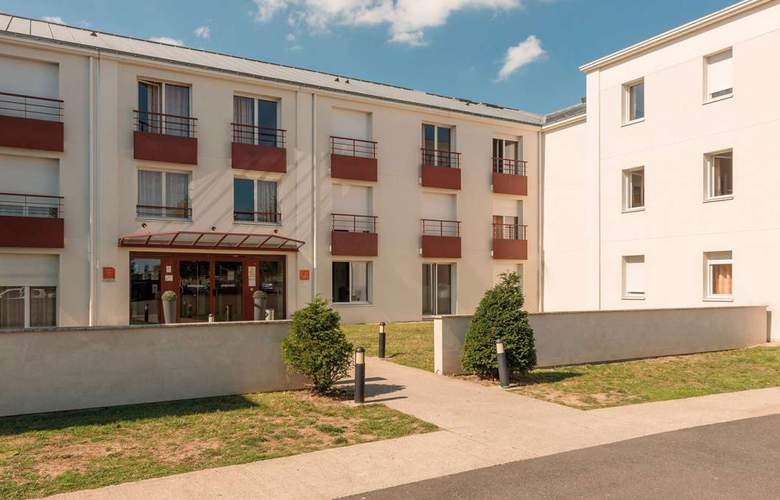 Appart´City Saint-Etienne Saint Priest en Jarez - Hotel - 0