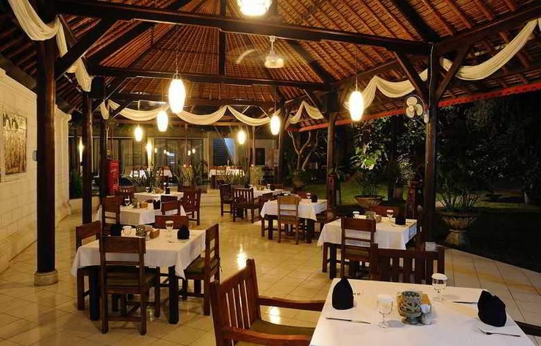 Puri Maharani Boutique Hotel & Spa - Restaurant - 28