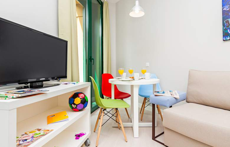 Aparthotel Blume Cruz - Room - 4