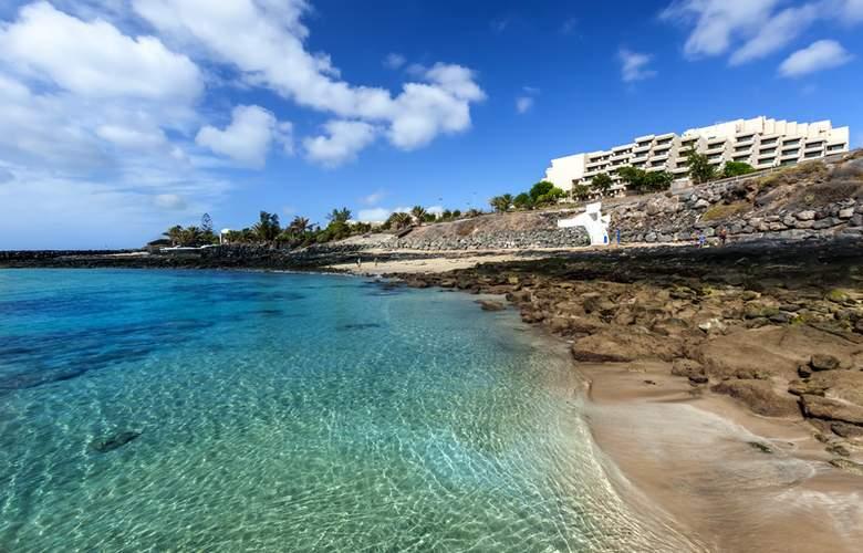 Occidental Lanzarote Mar - Beach - 5