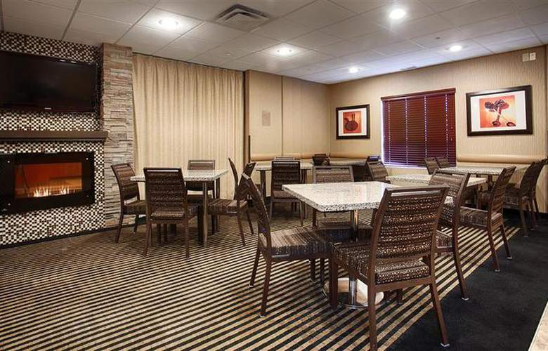 Best Western South Edmonton Inn & Suites - Restaurant - 143
