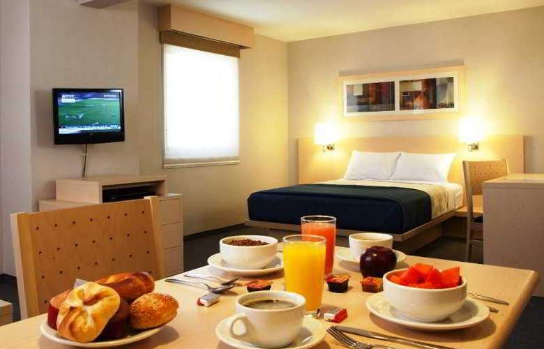 City Express Suites Anzures - Room - 9