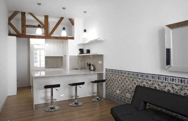 Lisbon Serviced Apartments - Baixa - Room - 6