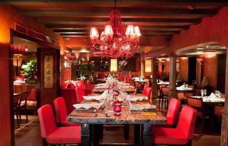 Fairmont Vier Jahreszeiten - Restaurant - 12