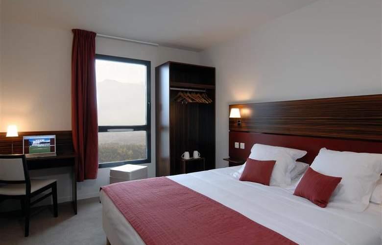 Best Western Palladior Voiron - Room - 11