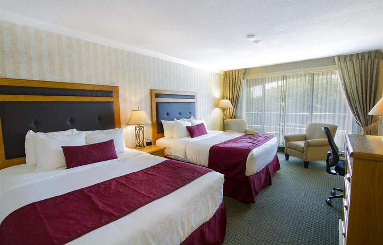 Best Western Plus Inner Harbour - Room - 140