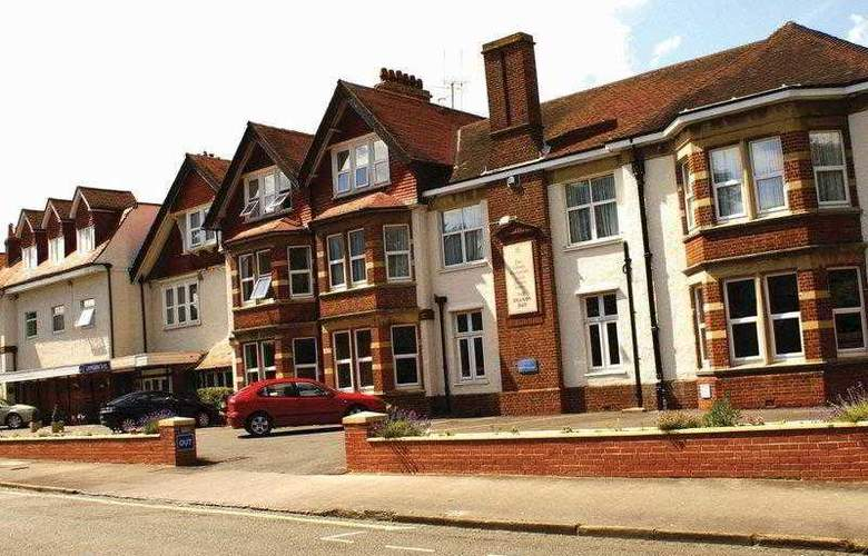 Best Western Linton Lodge Oxford - Hotel - 37