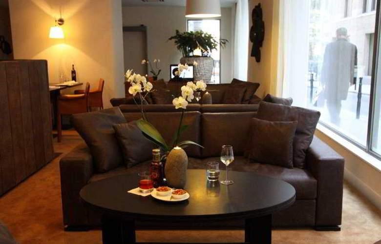 Sandton Hotel Brussel Centre - General - 2
