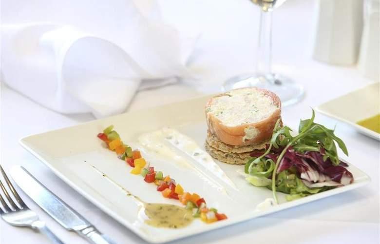 Best Western Barons Court Hotel - Restaurant - 56