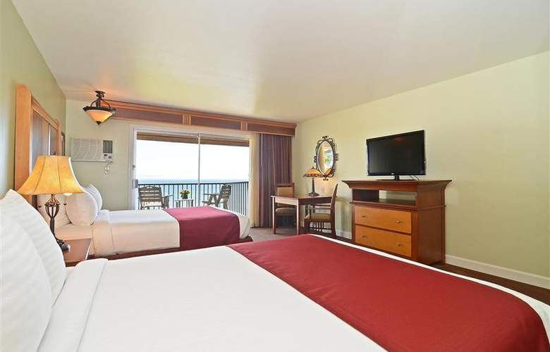 Shore Cliff Inn - Room - 98