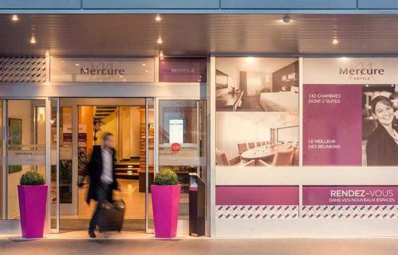 Mercure Rennes Centre Gare - Hotel - 0