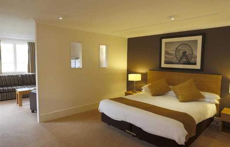 Best Western Stoke-On-Trent Moat House - Hotel - 31