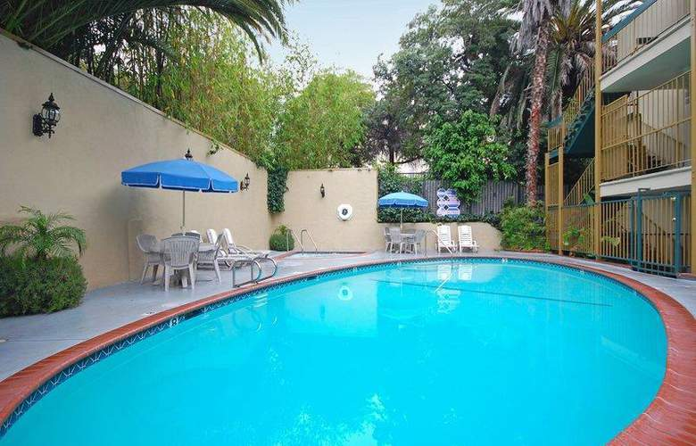Best Western Hollywood Plaza Inn - Pool - 71