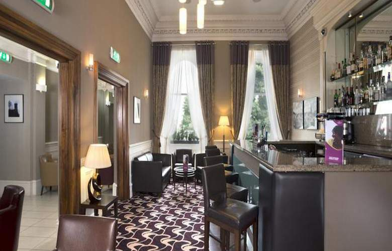 Crowne Plaza Edinburgh - Royal Terrace - Bar - 4