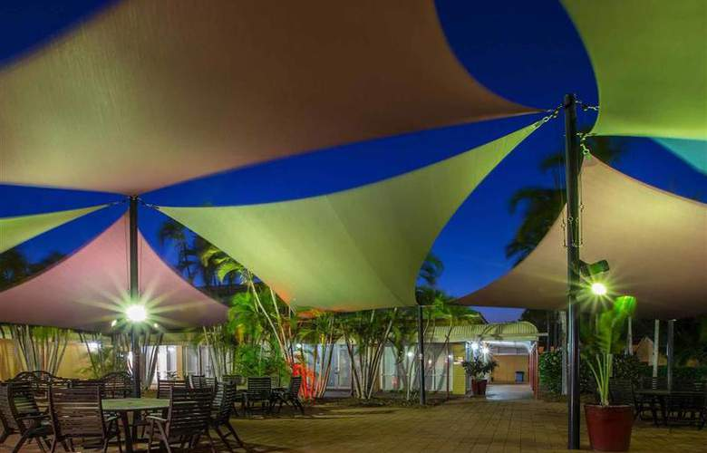 Mercure Inn Continental Broome - Restaurant - 59