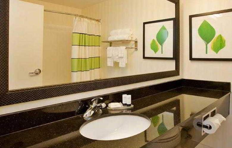 Fairfield Inn & Suites Houston I-45 North - Hotel - 5
