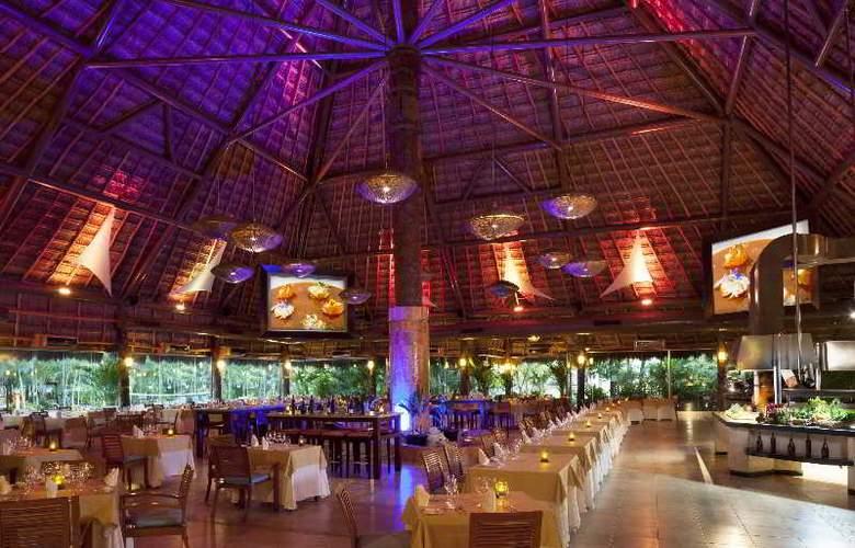 El Dorado Royale Gourmet All Inclusive - Restaurant - 11