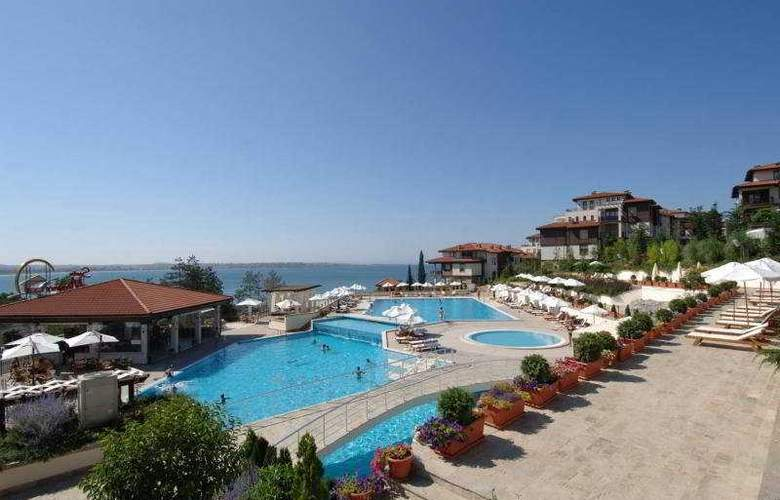 Santa Marina Sozopol - Pool - 5