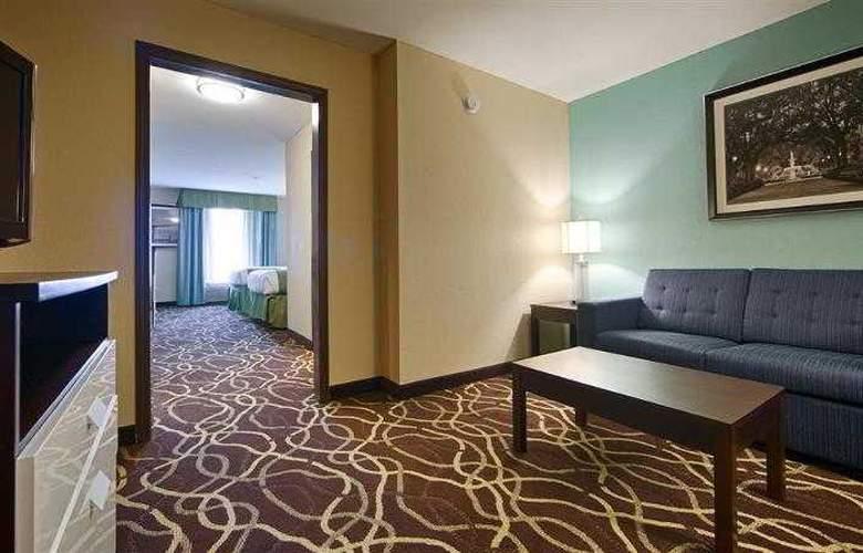 Best Western Bradbury Suites - Hotel - 56