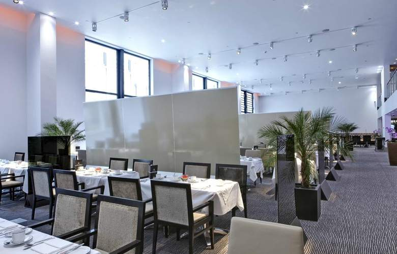 Leonardo Royal London Tower Bridge - Restaurant - 5