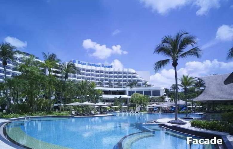 Shangri-la's Rasa Sentosa Resort - Pool - 3