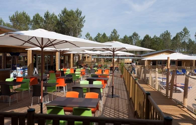 Camping Sandaya Soustons Village - Restaurant - 4
