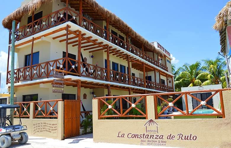 La Constanza de Rulo - Hotel - 0