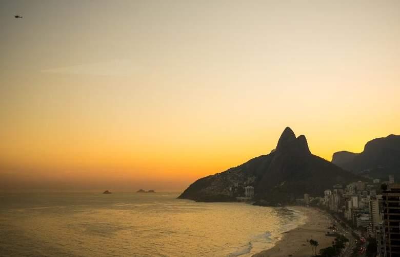Sofitel Rio de Janeiro Ipanema - Bar - 42