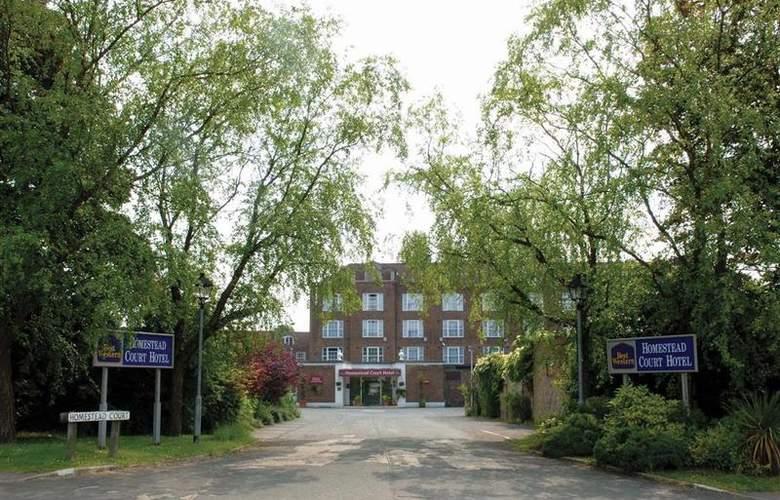 Best Western Homestead Court - Hotel - 24