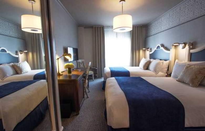 Warwick San Francisco - Room - 5