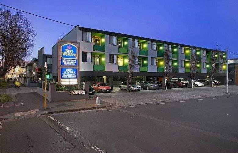 Best Western Melbourne's Princes Park Motor Inn - Hotel - 10