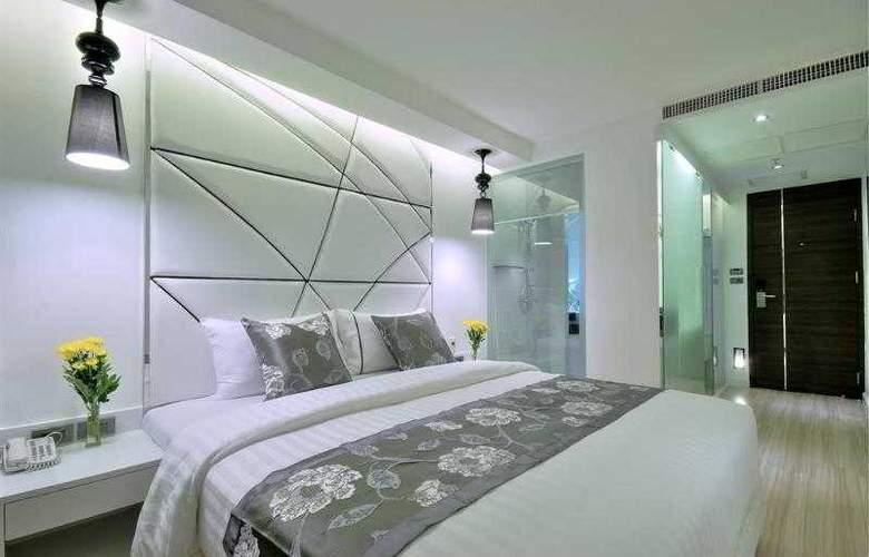 S Sukhumvit Suites Hotel - Room - 30