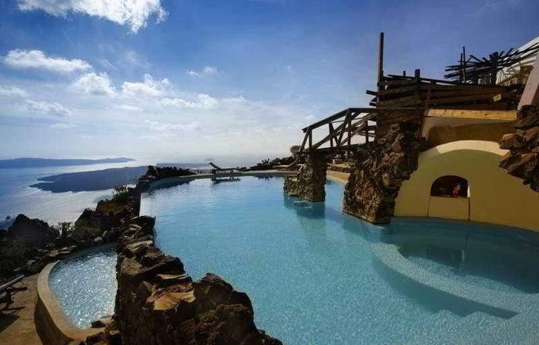 Honey Moon Villas - Pool - 8