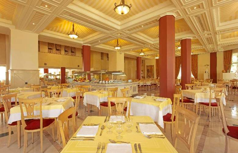 Iberostar Averroes - Restaurant - 17