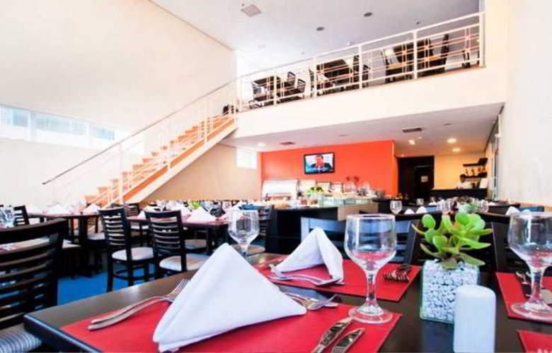 Blue Tree Tower Santo Andre - Restaurant - 6
