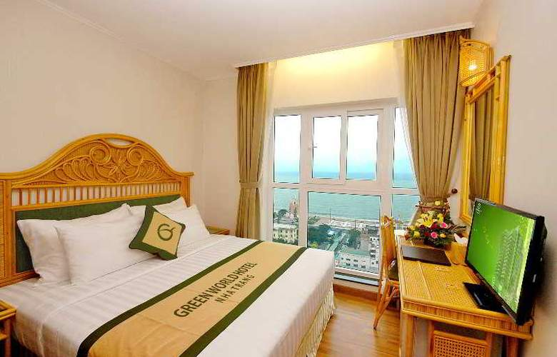 Green World Hotel Nha Trang - Room - 27