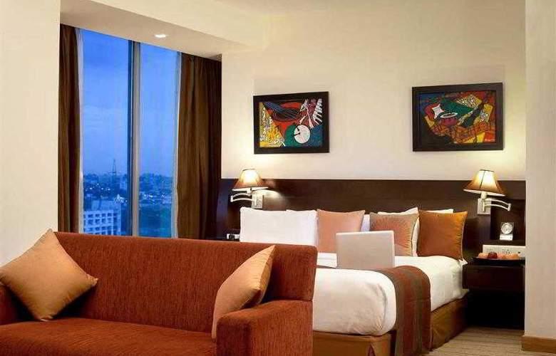 Novotel Hyderabad - Hotel - 4