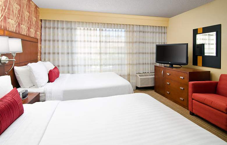 Courtyard Irvine John Wayne Airport/Orange County - Room - 2