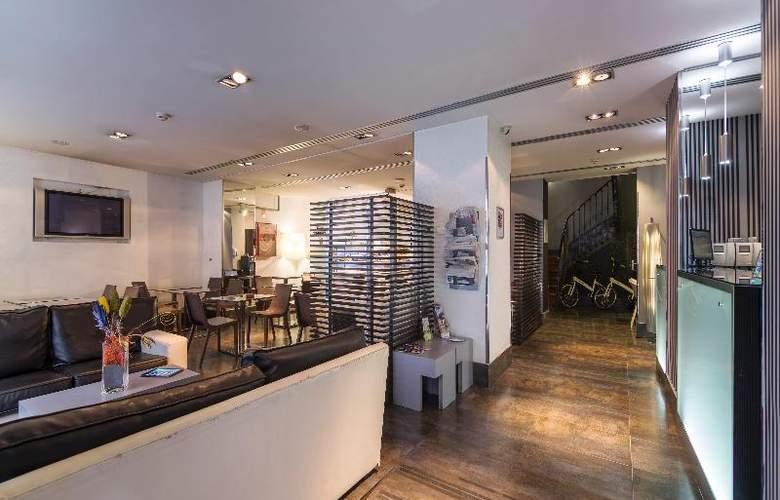 Petit Palace Plaza España - Restaurant - 17