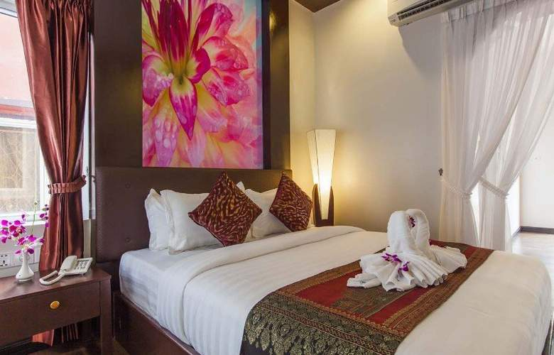 King Grand Suites Boutique Hotel - Room - 12