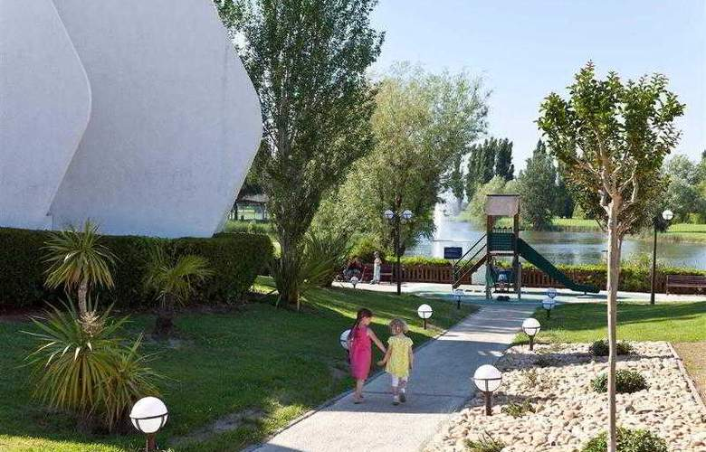 Novotel La Grande Motte - Hotel - 38