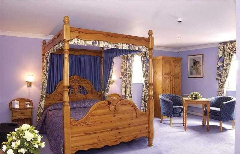 Best Western Bentley Leisure Club Hotel & Spa - Hotel - 58