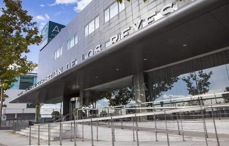 AC San Sebastian de los Reyes - Hotel - 0