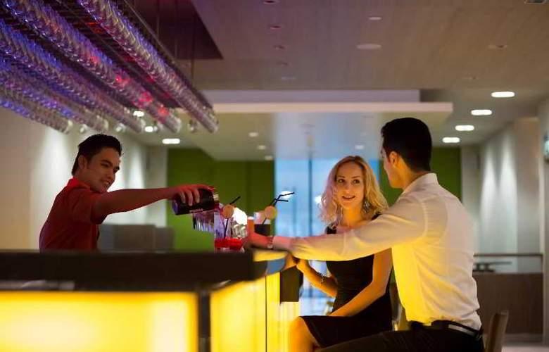 Adagio Al Bustan Abu Dhabi - Restaurant - 3