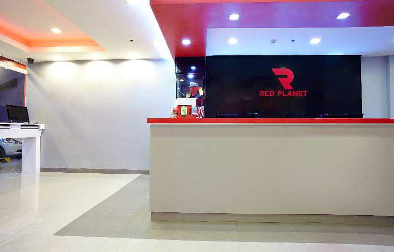 Red Planet Hotel Quezon City - General - 0